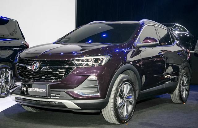 别克终于顺应市场,推出首款紧凑级SUV,未来将竞争大众途岳