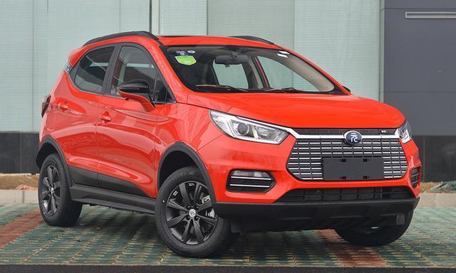 这SUV曾经卖不动,改电后销量爆增,3月卖出1万+,8万起!